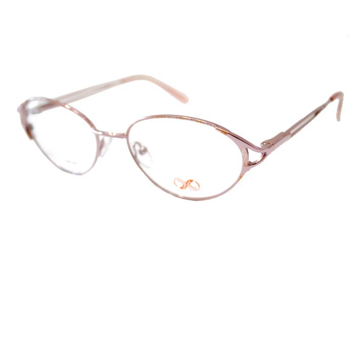 DC márkájú női szemüvegkeret